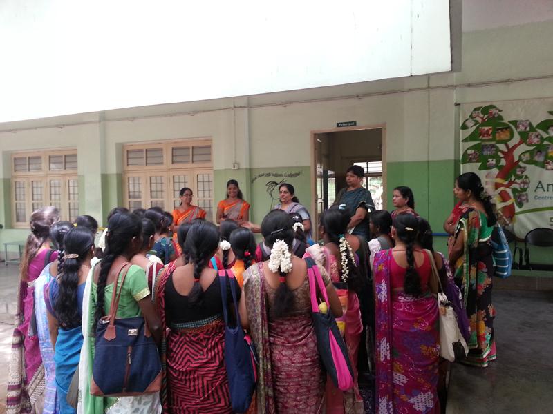 Visit - Avinashilingam MSW
